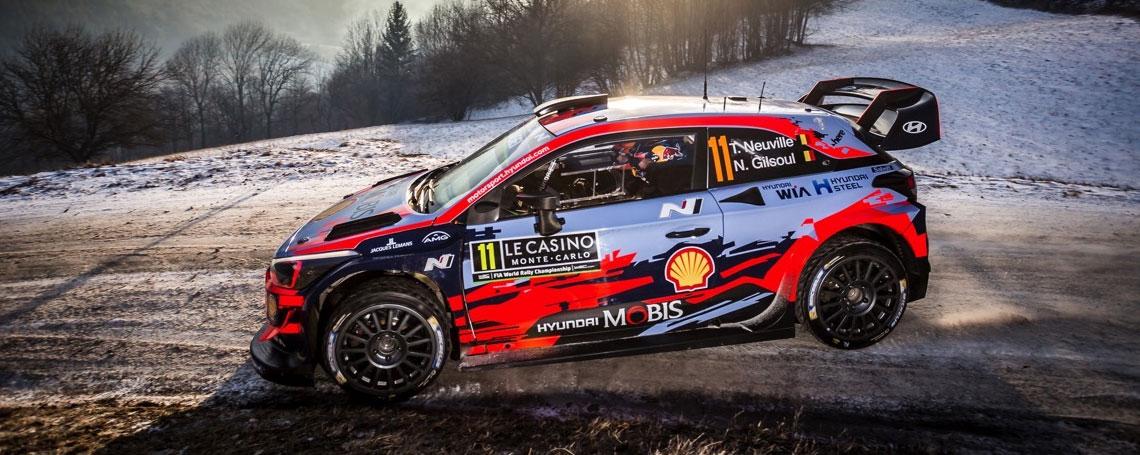 La Rallye Monte-Carlo